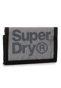 Szary portfel Superdry