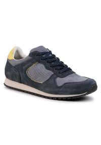 Niebieskie sneakersy MEINDL