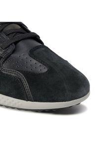 Geox Sneakersy U Snake.2 B U048DB 0CL54 C9999 Czarny. Kolor: czarny