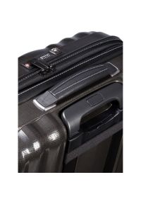 Czarna torba na laptopa Samsonite elegancka, w kolorowe wzory #6