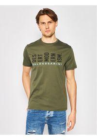 Baldessarini T-Shirt Terenzo 47399/000/5357 Zielony Modern Fit. Kolor: zielony