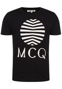Czarny t-shirt MCQ Alexander McQueen