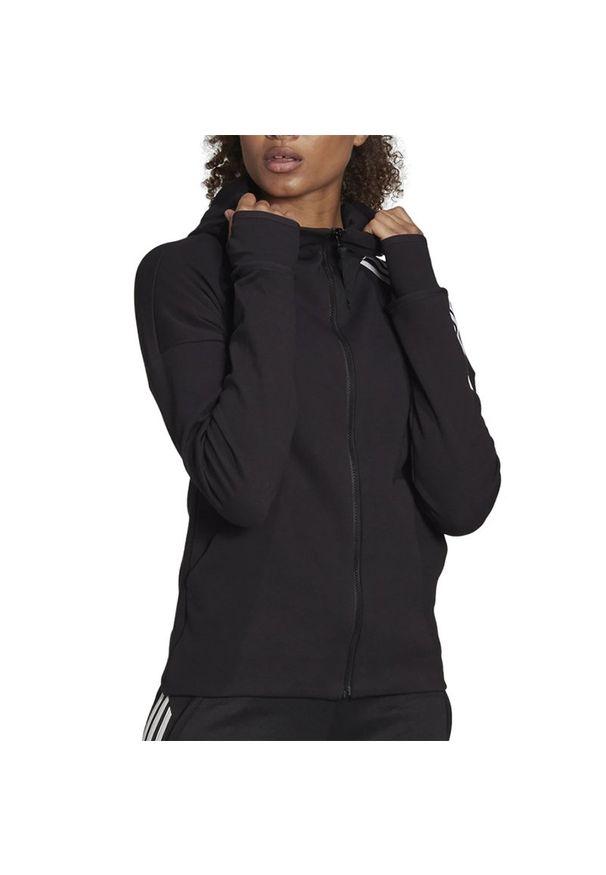 Bluza Adidas w jednolite wzory, klasyczna
