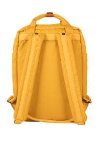 Żółty plecak Doughnut