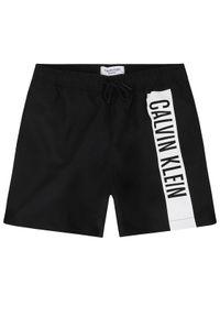 Czarne kąpielówki Calvin Klein Swimwear