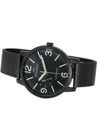 Czarny zegarek Bisset