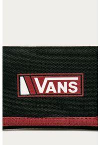 Vans - Portfel. Kolor: czarny. Materiał: materiał, poliester #5