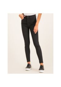 Czarne jeansy slim Levi's®