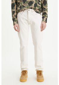 Białe jeansy Levi's® na spotkanie biznesowe, biznesowe