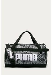 Czarna torba podróżna Puma