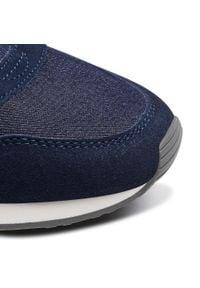 Jack & Jones - Sneakersy JACK&JONES - Jfwstellar 12184147 Navy Blazer. Kolor: niebieski. Materiał: skóra ekologiczna, materiał. Szerokość cholewki: normalna