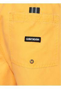 """Quiksilver Szorty kąpielowe Surfwash 15"""" EQYJV0369 Żółty Regular Fit. Kolor: żółty #5"""