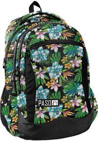 Zielony plecak Paso