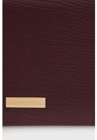 Aldo - Portfel Ulerrasa. Kolor: czerwony. Materiał: włókno, materiał. Wzór: gładki