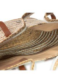 Beżowa torebka klasyczna Gioseppo klasyczna