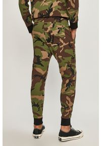 Polo Ralph Lauren - Spodnie. Okazja: na co dzień. Kolor: zielony. Styl: casual