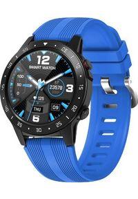 Smartwatch Smart And You M5S Niebieski (M5S). Rodzaj zegarka: smartwatch. Kolor: niebieski