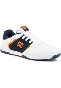 Białe buty skate DC
