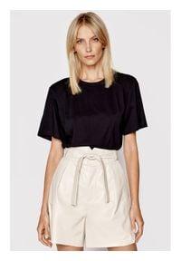 LaMarque T-Shirt Lanai Czarny Regular Fit. Kolor: czarny
