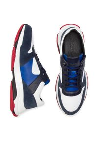 Kazar - Sneakersy KAZAR - Hayes 39488-24-48 Black/White. Kolor: czarny. Materiał: zamsz, skóra