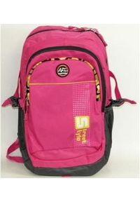 Różowy plecak Titanum