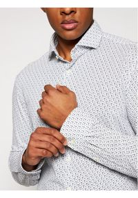 Baldessarini Koszula Henry B3 11000/000/3510 Biały Tailored Fit. Kolor: biały #3