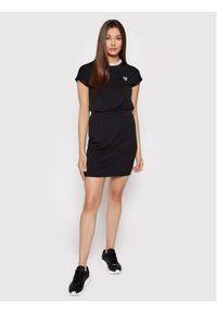 Volcom Sukienka codzienna Siiya B1312110 Czarny Regular Fit. Okazja: na co dzień. Kolor: czarny. Typ sukienki: proste. Styl: casual