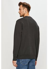 Levi's® - Levi's - Bluza bawełniana. Okazja: na co dzień, na spotkanie biznesowe. Kolor: szary. Materiał: bawełna. Wzór: nadruk. Styl: casual, biznesowy
