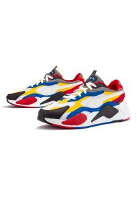 Sneakersy Puma z cholewką