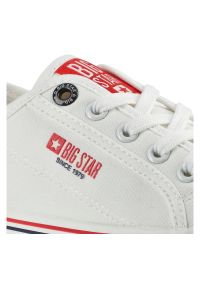 Big-Star - Trampki BIG STAR HH274059 Biały. Kolor: biały