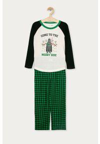 Zielona piżama GAP z motywem z bajki