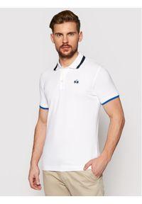 Biała koszulka polo La Martina polo