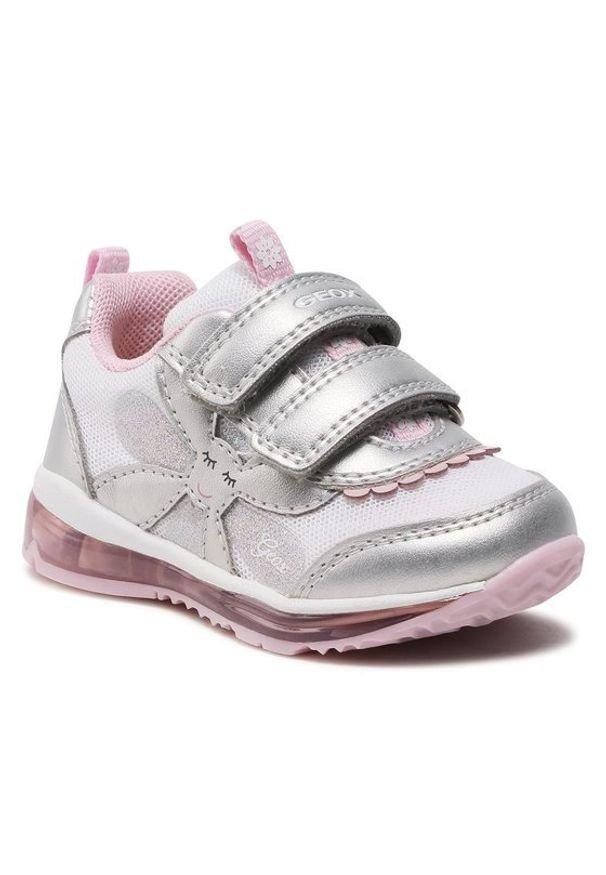 Geox Sneakersy B Todo G. A B1585A 0NF14 C0566 Biały. Kolor: biały