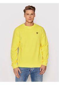 Żółta bluza Lyle & Scott