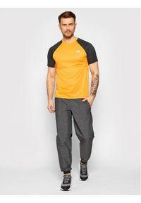The North Face Spodnie outdoor Ondras NF0A3OD9JCT1 Szary Regular Fit. Kolor: szary. Sport: outdoor