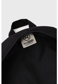 Reebok - Plecak. Kolor: czarny. Materiał: poliester