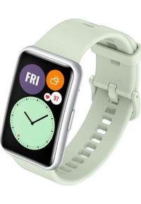 HUAWEI - Smartwatch Huawei Fit Stia-B09 Zielony (Fit). Rodzaj zegarka: smartwatch. Kolor: zielony