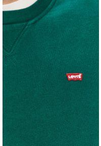 Zielona bluza nierozpinana Levi's® bez kaptura, biznesowa, na co dzień