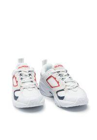 Tommy Jeans Sneakersy Archive Mesh Runner EN0EN01426 Biały. Kolor: biały. Materiał: mesh