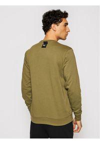 EVERLAST Bluza 807670-60 Zielony Regular Fit. Kolor: zielony