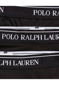 Ralph Lauren - RALPH LAUREN - Slipy 3-pack. Kolor: czarny. Materiał: bawełna