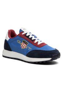 Niebieskie sneakersy GANT