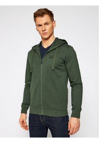 Zielona bluza EA7 Emporio Armani