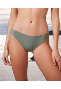Amazone Majtki Bikini Od Kostiumu Kąpielowego - 38 - Khaki - Etam. Kolor: brązowy. Materiał: tkanina