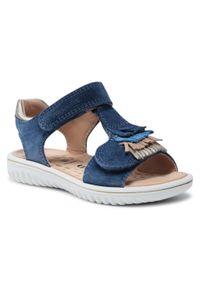Niebieskie sandały Superfit