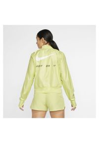 Kurtka damska Nike CK0182. Materiał: dzianina, materiał, poliester. Sport: bieganie