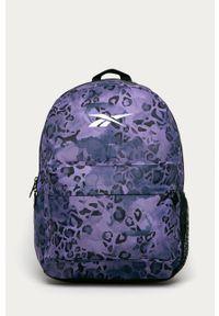Fioletowy plecak Reebok
