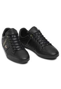 Lacoste Sneakersy Chaymon 0721 3 Cma 7-41CMA0063 Czarny. Kolor: czarny