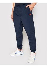 Ellesse Spodnie dresowe Mellas SHI05237 Granatowy Regular Fit. Kolor: niebieski. Materiał: dresówka