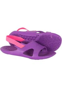 NABAIJI - Sandały Basenowe Dla Dzieci Nabaiji Slap 100 Basic. Kolor: fioletowy